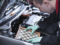 Fixed price servicing value from Vauxhall