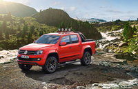 Amarok Canyon concept for recreational sports enthusiasts