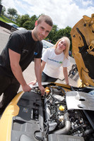 Mechanics gear up for new customers thanks to number plate change