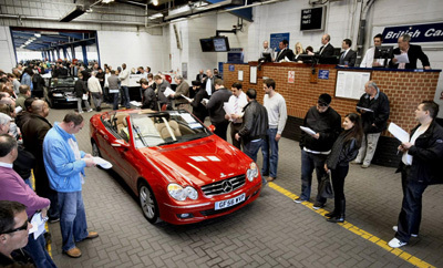 Over 500 soft-tops to go under the hammer at BCA   Easier