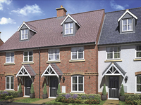 95% mortgages available with new homes in Biggleswade