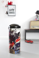 Catwalk inspiration for Brabantia's limited edition retro bins