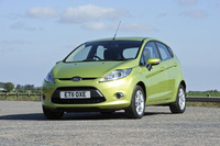 Ford Fiesta crowned Diesel Car's Used Car of the Year 2012