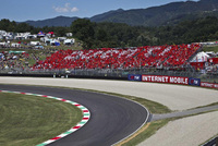 Ducati UK Grandstand 2012 - share the excitement of MotoGP