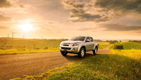 Tough new Isuzu D-Max Pick-up