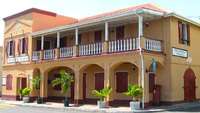 Discover Dominica's capital with Creole architecture walking tour