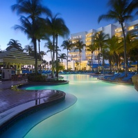 Aruba Marriott Lagoon Pool