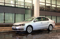 Volkswagen Passat voted new company car of the year