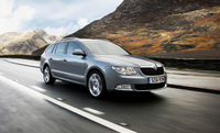 Double delight: Two more fleet news awards for Skoda