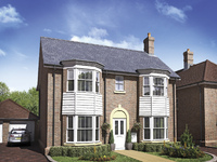 New Build Homes Kings Hill