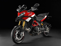 Buy a Multistrada and win a trip to Pikes Peak 2012