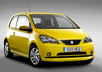 Stylish SEAT Mii city car now available to order