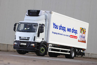 Home shopping experience wins Tesco truck order for Iveco