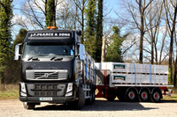 Used Volvo reliability secures JF Pearce & Sons new truck order