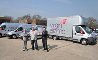 Virgin Atlantic flying high with Citroen Commercial Vehicles