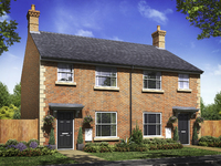 New house types available at Pentref Newydd