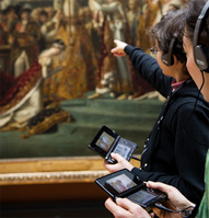 The Audioguide Louvre - Nintendo 3DS