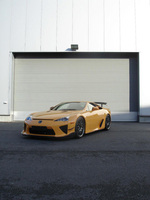 Lexus LFA with Nürburgring Package