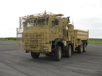 Iveco completes delivery of over 200 heavy trucks to the UK MOD