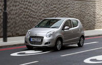 Suzuki Alto now VED and London Congestion Charge exempt
