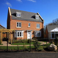 Showhomes boost sales at The Elms, Norton
