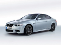 BMW M3 Coupe Frozen Silver Edition