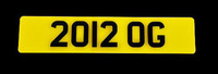 London 2012 revs up with official games vehicle registration numbers