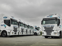 Fuel-efficiency wins Iveco EcoStralis order with CFT Services