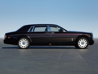 Beijing debut for new Rolls-Royce Phantom Extended Wheelbase