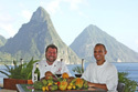 St. Lucia's Jade Mountain Resort annual Mango Madness Festival