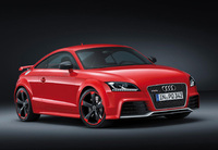 Added intensity for new 360PS Audi TT RS Plus
