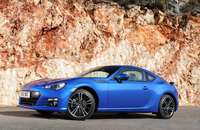 Subaru BRZ pricing and spec