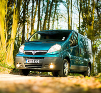 Longer range, lower CO2 with Vauxhall's new Vivaro ecoFLEX
