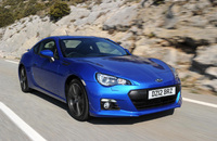 Subaru BRZ named 'Car of the Year' by VDI