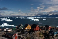 Views of Greenland