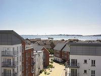 Two apartments remaining at popular Poole Quarter development