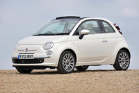 Fiat 500 back in the top 10 best sellers list