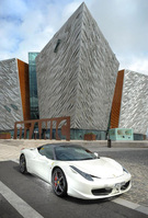 Ferrari Owners' Clubs to gather in Belfast for Titanic Tour