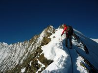 Alpine ascent
