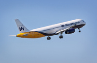 Monarch's new Midlands' flights on sale from 18 May 2012