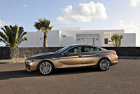 The BMW 6 Series Gran Coupe: Inspiring elegance in motion