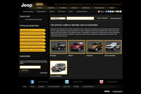 New Jeep accessories site goes live