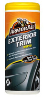 Car care king buffs up with Exterior Trim Wipes