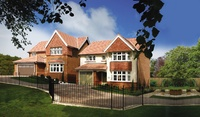 Register your interest in new homes in Ormskirk