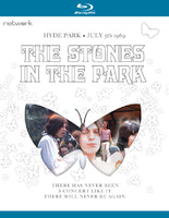 The Stones In The Park set for Blu-ray debut