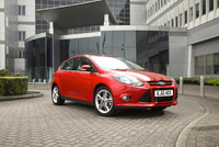 "Ford Focus is ""Car of the Year"" at the 2012 Honest John Awards"