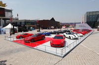 The Ferrari Myth exhibition opens at Shanghai Expo Park