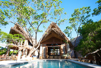 Official launch of Wellness Retreats, Vamizi Island, Mozambique