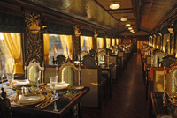 The Maharajas' Express - India's newest premier luxury train