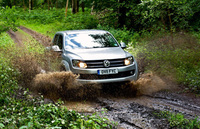 Volkswagen Amarok available from £299 a month
